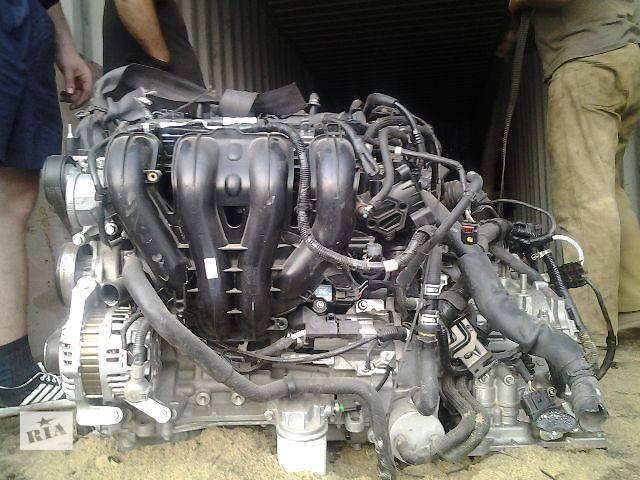 бу Двигатель Mazda 3, 6 (LF) 2014 год, нового образца с форсунками высокого давления. в Киеве