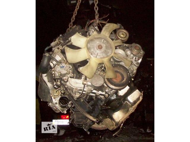 купить бу Двигатель Nissan Patrol 2000 год, 3.0 дизель, механика. в Киеве