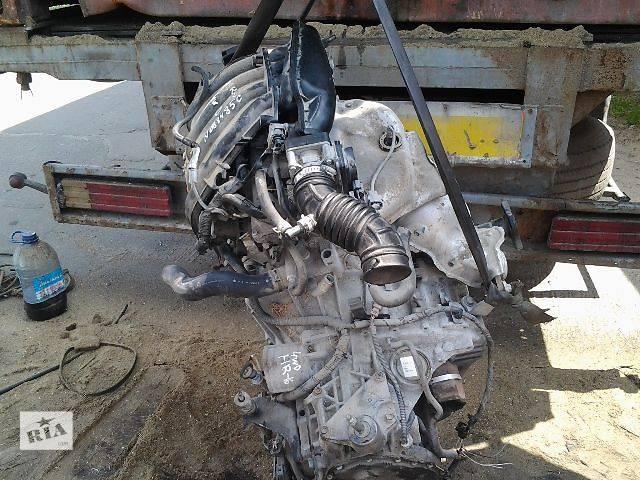 купить бу Двигатель Nissan Qashqai HR-15DE. Мотор Nissan Qashqai HR-15DE 2006-2014 год, бензин. в Киеве