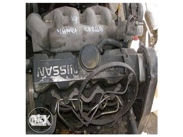 купить бу Двигатель nissan vanette cargo LD 2.3 в Новой Каховке