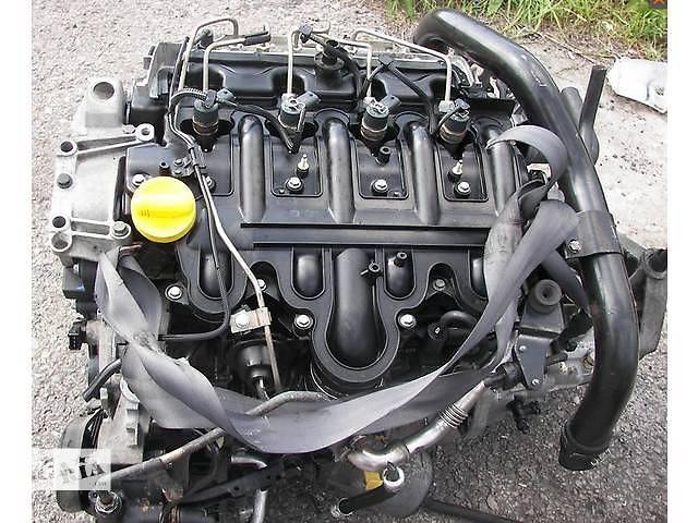 купить бу Двигатель Renault Master 2.2 DCI 2001 в Ковеле