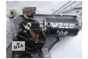 б/у Моторчик склоочисника Mercedes S-Class