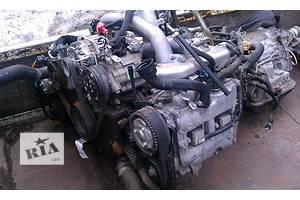 Двигатель Subaru EJ20; EJ20T; EJ20TT; EL15; EJ25