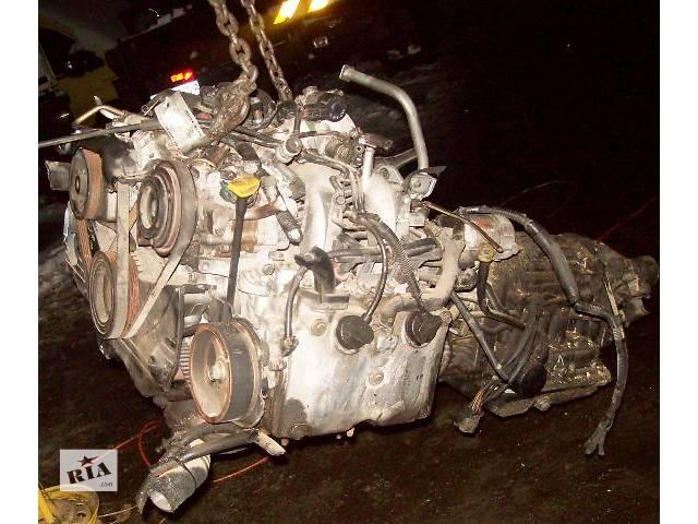 купить бу Двигатель Subaru Forester, Impreza, Legasy (EJ-18) 1998-2004 год, 1.8 бензин, 2х-распредвальный. в Киеве