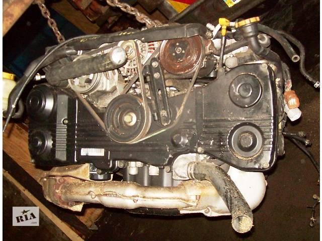 бу Двигатель Subaru Forester турбо 2005-2009 год., 2.5 турбо. в Киеве