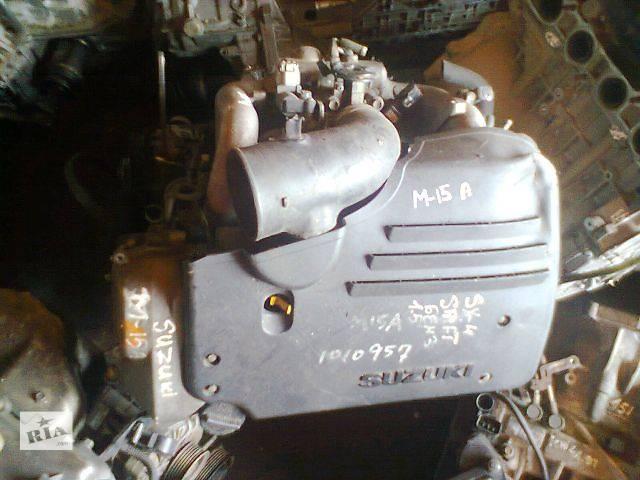 бу Двигатель Suzuki SX4 2006-2010 год, 1.5 бензин. в Киеве