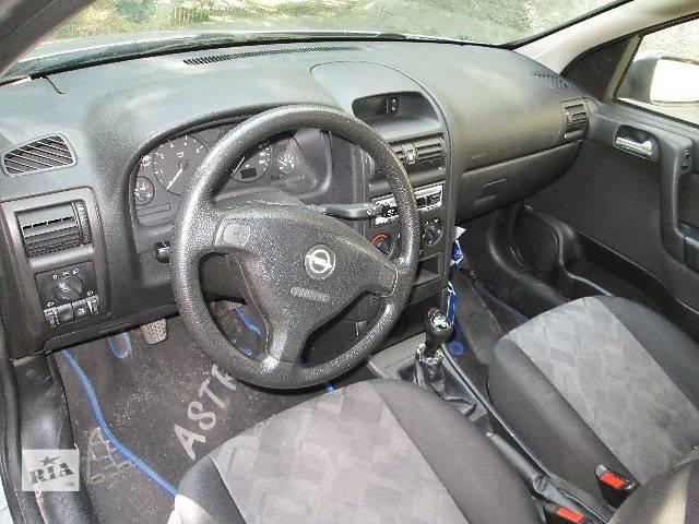 б/у Рулевое управление Руль Легковой Opel Astra Classic Седан- объявление о продаже  в Херсоне