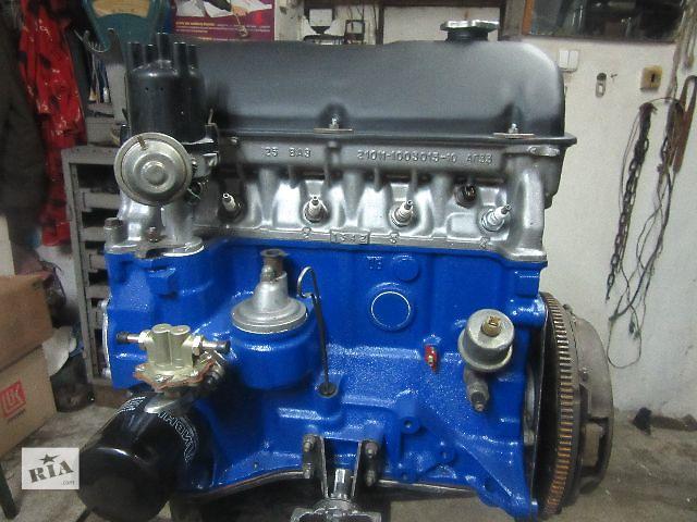 Двигатель ваз 2101 ремонт