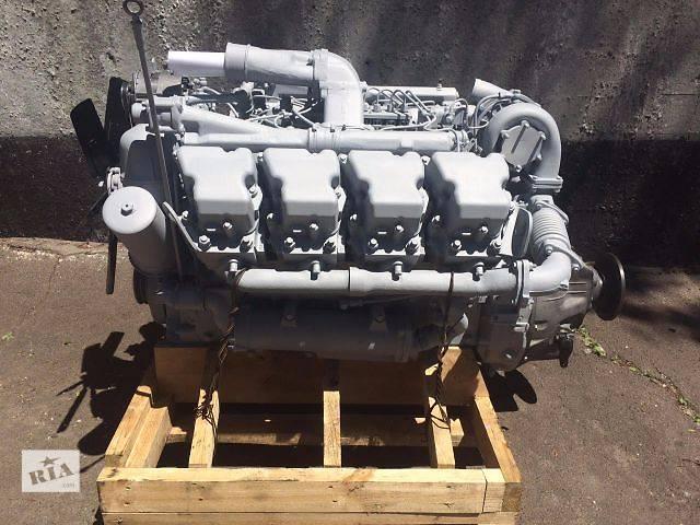 купить бу Двигатель ЯМЗ 7511 (400л.с) МАЗ, КрАЗ в Днепре (Днепропетровск)