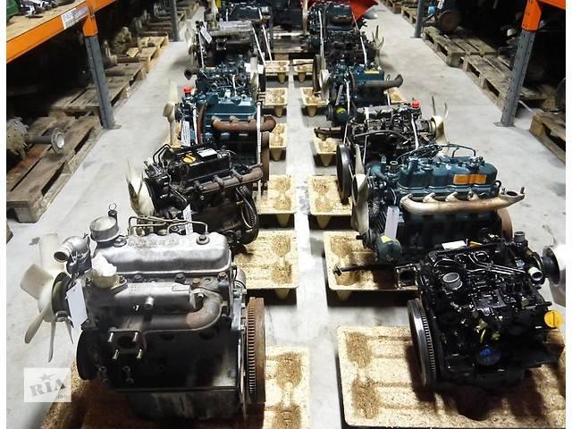 Двигателя для мини тракторов  Kubota ,Yanmar ,Iseki- объявление о продаже  в Одессе