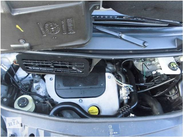 продам Двигатель  1.9 dCi,DTi на Renault Trafic,Opel Vivaro. бу в Полтаве