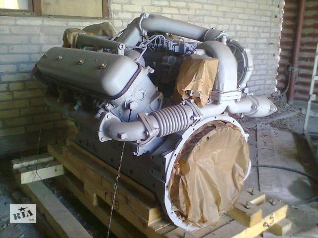 продам Новый двигатель ЯМЗ-238ДЕ (V8) турбо бу в Запорожье