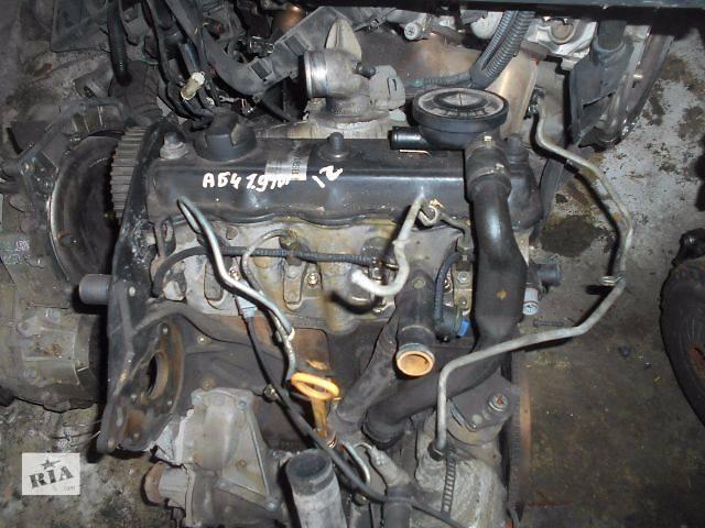 продам Двигатель для Audi 80, B4, 1.9tdi, 1995 бу в Львове
