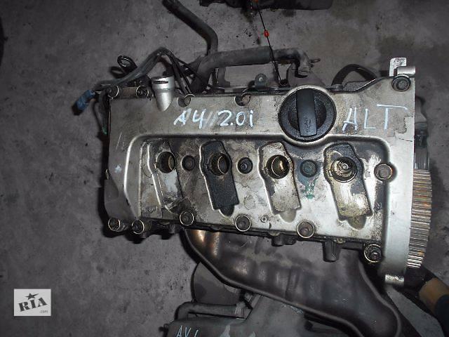 бу Двигун для Audi A4 2002, 2.0і, ALT в Львове