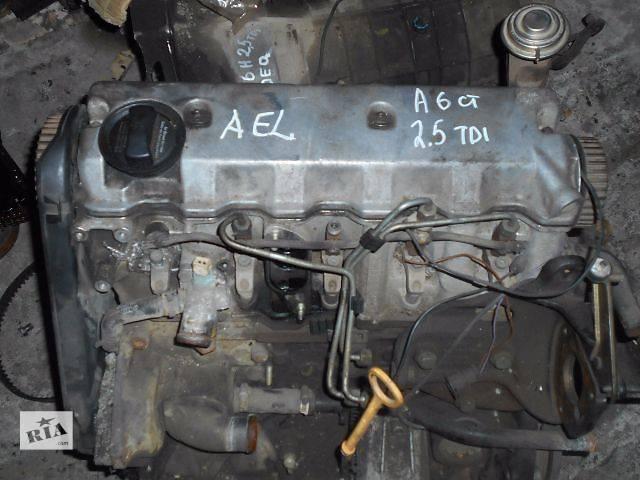 бу Двигун для Audi A6 1996, 2.5tdi, AEL в Львове
