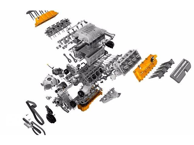 Двигун для легкового авто Dodge- объявление о продаже  в Львове
