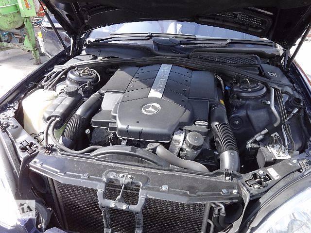 купить бу Двигун для Mercedes S-Class 2004 W220, 5.0i в Львове