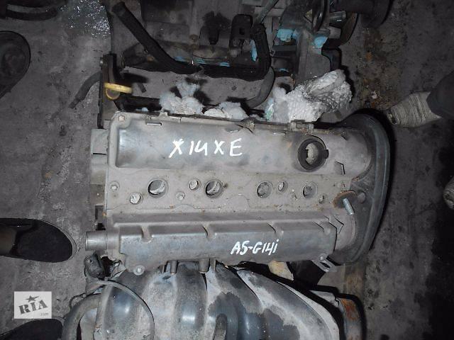 бу Двигатель для Opel Astra G, 1.4і, 2002, X14XE в Львове