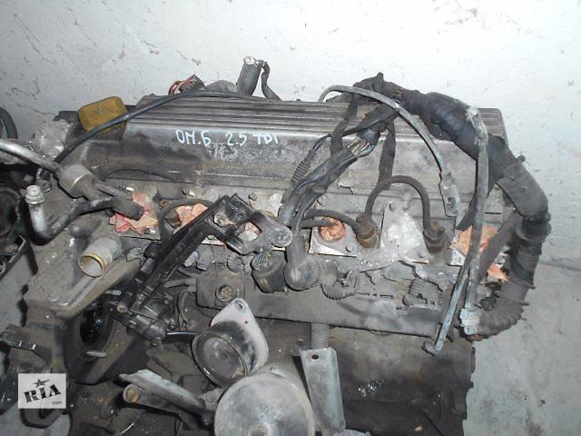 бу Двигатель для Opel Omega B, 2.5tdi, 1996, 33007884, 25GT1 в Львове