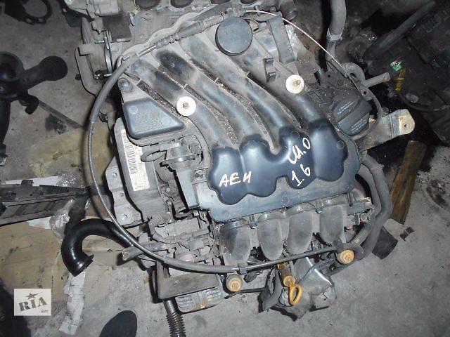 бу Двигатель для Skoda Octavia, 1.6і, 2002, AEH в Львове