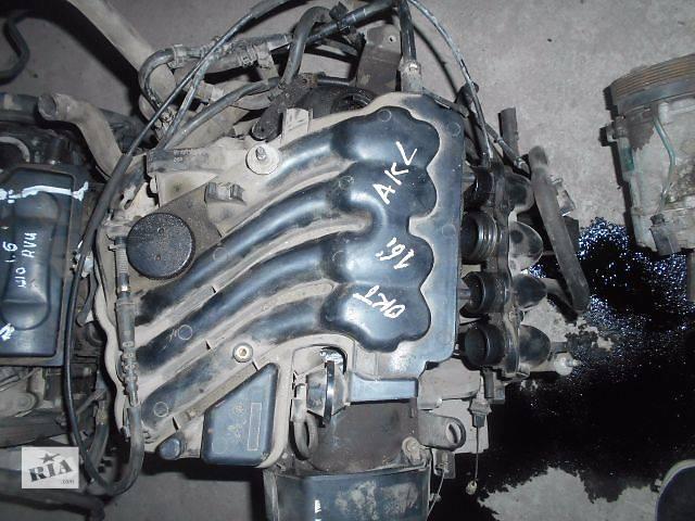 Двигатель для Skoda Octavia, 1.6і, 2002, AKL- объявление о продаже  в Львове