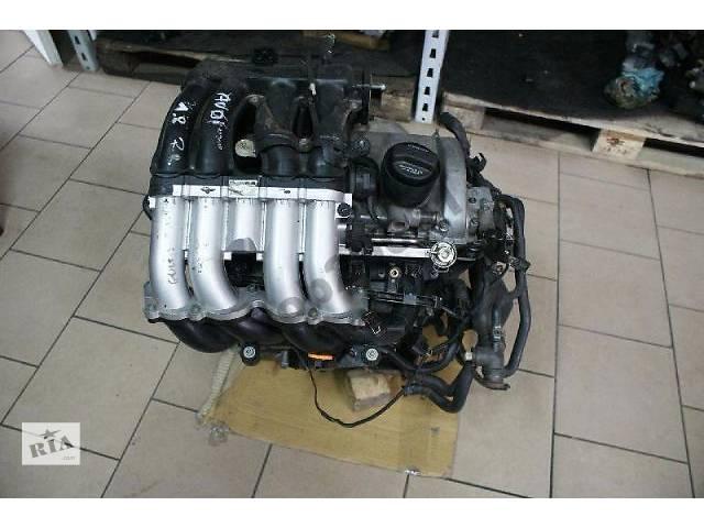 бу Двигатель для Skoda Octavia, 1.8t, 2003, AGU в Львове