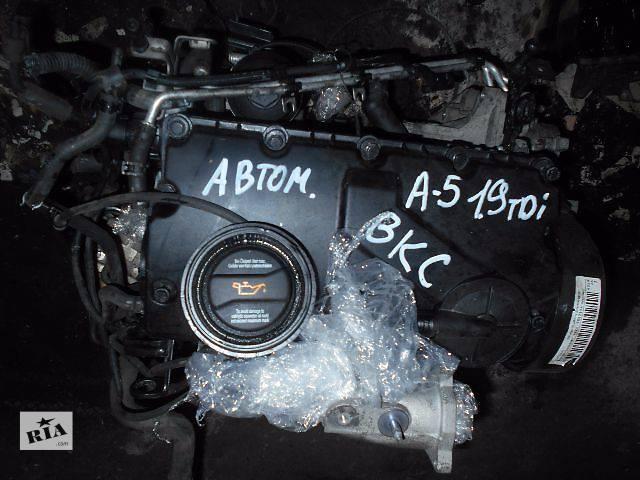 бу Двигун для Skoda Octavia A5, 1.9tdi, BKC в Львове