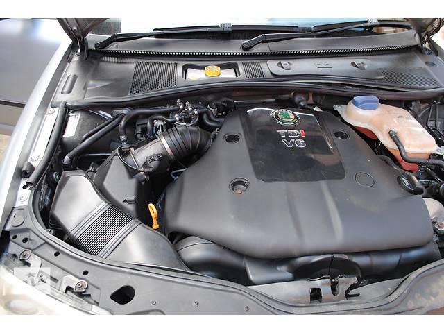 продам Двигун для Skoda SuperB 2003, 2.5tdi, AYM бу в Львове