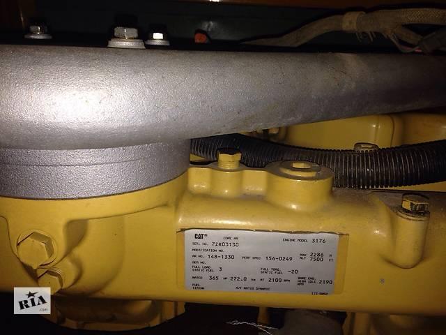 продам Двигун двигатель мотор САТ 3176 бу в Киеве