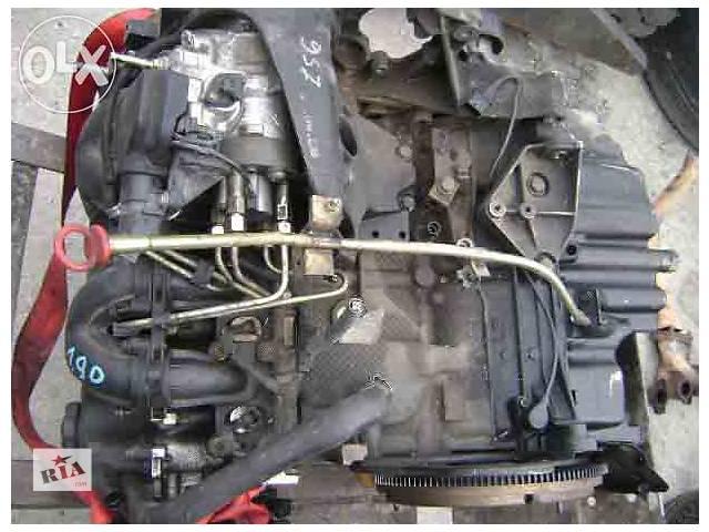 бу двигатель фиат добло 1.9 простой в Виннице