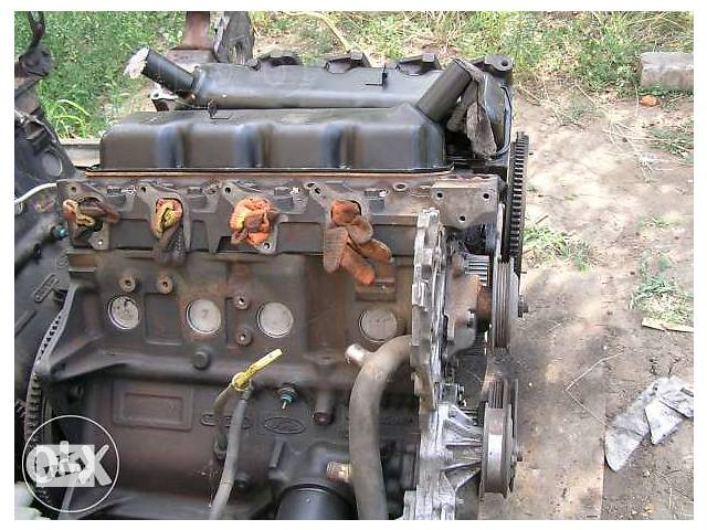 бу двигун голий форд транзит 2.5 в Виннице