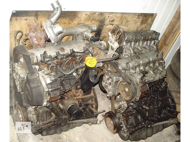 продам Двигун в ідеальному стані!!! 1.9dci 2.0dci 2.5dci Детали двигателя Головка блока Легковой Opel Vivaro  бу в Бориславе