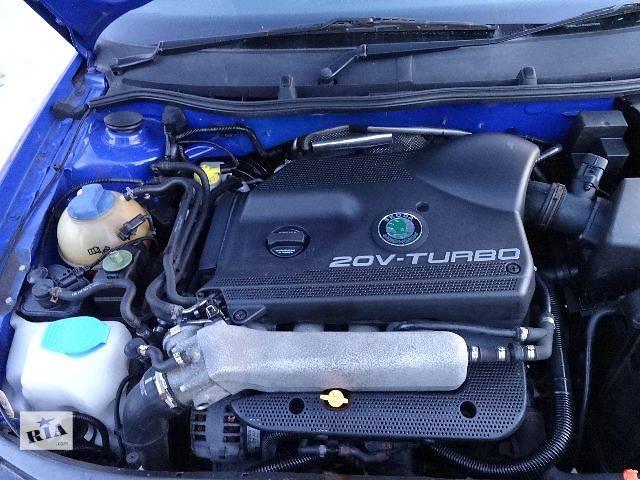 бу Двигатель для Skoda Octavia, 1.8t, 2003, AUM в Львове