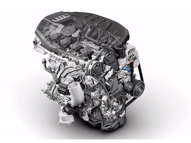 бу Двигатель Audi в Львове