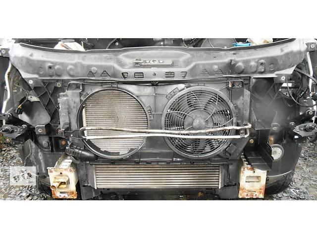 Диффузор с вентиляторами Mercedes Sprinter 906, 903 (215, 313, 315, 415, 218, 318, 418, 518) (1996-2012)- объявление о продаже  в Ровно