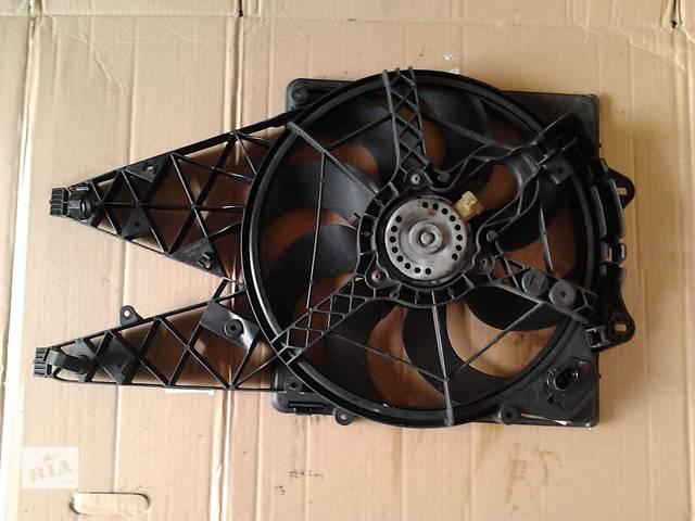 продам Диффузор с вентилятором Фиат Добло 1.3 Мультиджет Fiat Doblо New Новый кузов 2010-2014 бу в Ровно