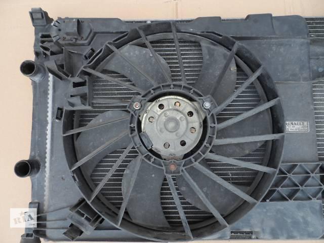 купить бу Диффузор система охлаждения Renault Megane Рено Меган 1,5 dCi 2002-2006 в Ровно