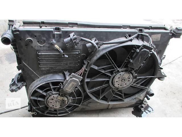 бу Диффузор, вентилятор Volkswagen Touareg (Фольксваген Туарег) 2003-2009p в Ровно