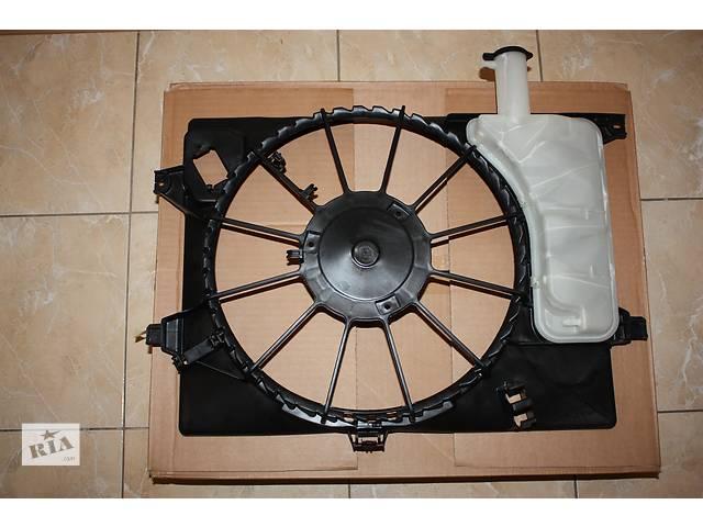 купить бу Диффузор вентилятора на Hyundai Elantra в Киеве