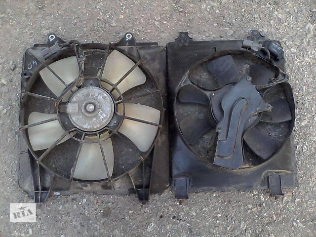 купить бу Диффузоры вентиляторы Honda civic 4d 5d  в Киеве