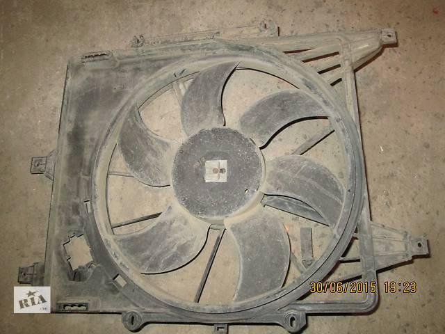 продам Дифузор радиатора с мотором и вентилятором Renault Kangoo 2002 1.5 DCI бу в Николаеве