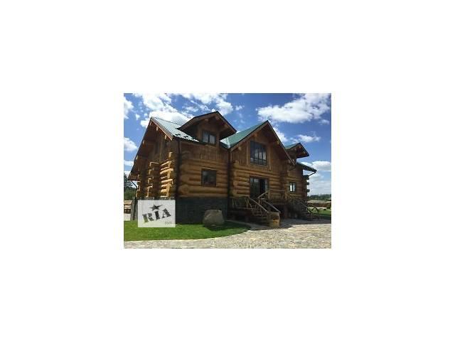 Строительство деревянных домов. Дикий сруб- объявление о продаже  в Житомире