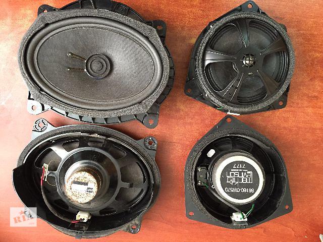 Динамики Lexus RX Mark Levinson  86160-0we70 86160-0we60 86160-0W560 86160-0W570- объявление о продаже  в Одессе