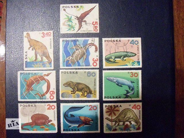 Динозавры Польша- объявление о продаже  в Одессе