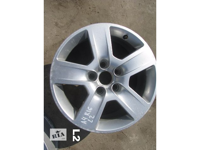 продам диск для Audi A4, 2002, R16, 1шт бу в Львове