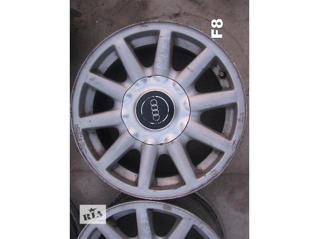 продам диск литой для Audi A6 1996 R15 бу в Львове