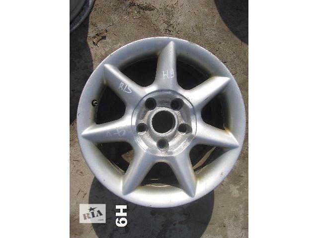 бу диск литой для Audi A6 1997 R15 в Львове