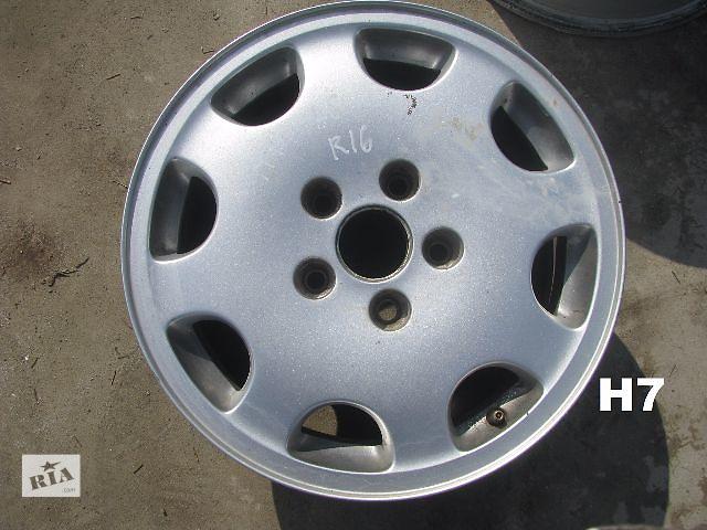купить бу диск литой для Audi A6 1999 R16 в Львове