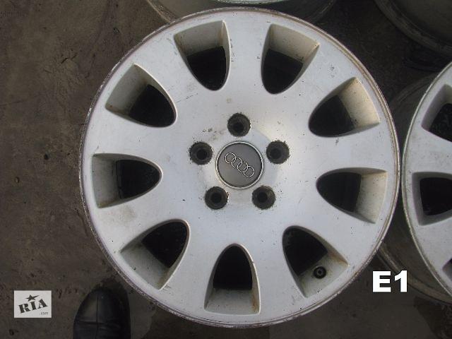 купить бу диск литий для Audi A6 1999 R16 в Львове