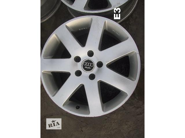 диск литой для Audi A6 2000 R17- объявление о продаже  в Львове